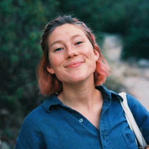 Portrait of Momo